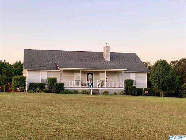 3981 Lawson Gap Road, Boaz, AL 35956 (MLS #1128382) :: Intero Real Estate Services Huntsville
