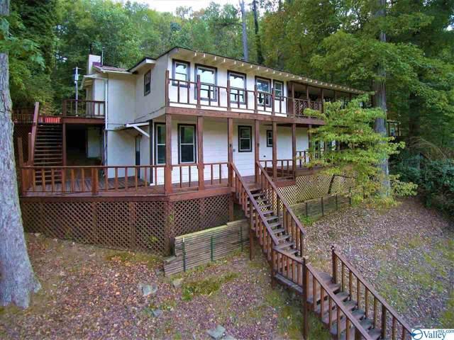 4514 Hideaway Drive, Guntersville, AL 35976 (MLS #1128856) :: Weiss Lake Alabama Real Estate
