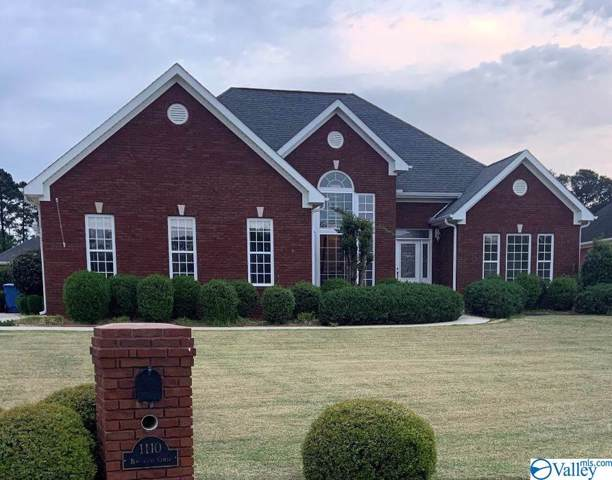 1110 Blackbriar Circle, Hartselle, AL 35640 (MLS #1129499) :: Capstone Realty