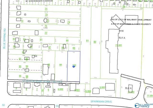3100 Blue Spring Road, Huntsville, AL 35810 (MLS #1129781) :: Amanda Howard Sotheby's International Realty