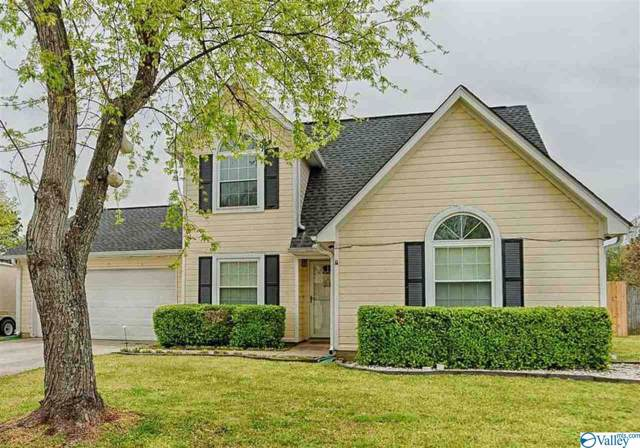 2510 Autumn Ridge Drive, Huntsville, AL 35803 (MLS #1131158) :: Legend Realty