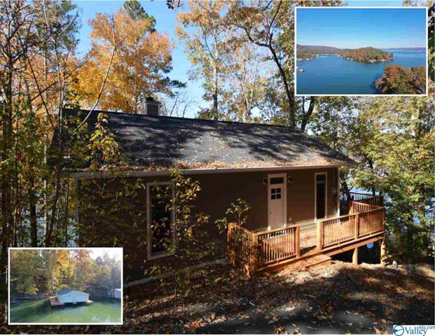 555 Pine Island Point, Scottsboro, AL 35769 (MLS #1132029) :: Weiss Lake Alabama Real Estate