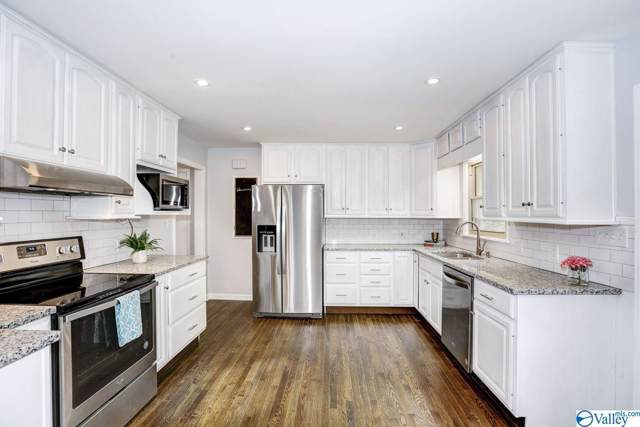1610 Montdale Road, Huntsville, AL 35801 (MLS #1132160) :: Capstone Realty