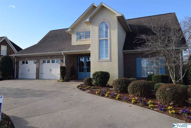 1116 River Ridge Drive, Guntersville, AL 35976 (MLS #1132698) :: Coldwell Banker of the Valley