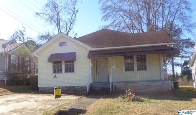 1139 Stillman Avenue, Gadsden, AL 35903 (MLS #1132879) :: Amanda Howard Sotheby's International Realty