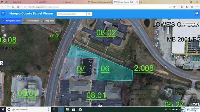 000 Danville Road, Decatur, AL 35603 (MLS #1135065) :: Amanda Howard Sotheby's International Realty