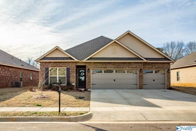 116 Balboa Road, Meridianville, AL 35759 (MLS #1135608) :: Coldwell Banker of the Valley