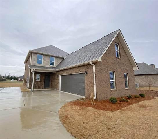 25877 Winterwood Drive, Madison, AL 35756 (MLS #1136448) :: Weiss Lake Alabama Real Estate