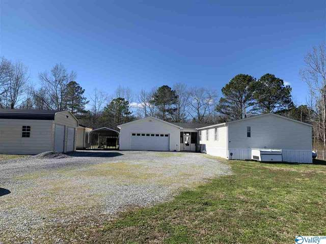 154 Creekside Drive, Hokes Bluff, AL 35903 (MLS #1136581) :: Legend Realty