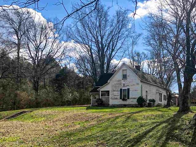 140 Hughey Road, Fayetteville, TN 37334 (MLS #1136888) :: Legend Realty
