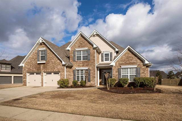 19 Hawthorn Heights Blvd, Huntsville, AL 35824 (MLS #1137009) :: Capstone Realty