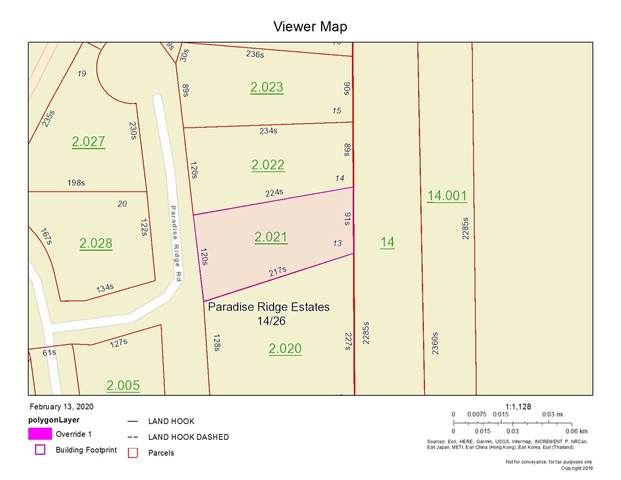 Lot 13 Paradise Ridge Road, Leesburg, AL 35983 (MLS #1137161) :: Southern Shade Realty