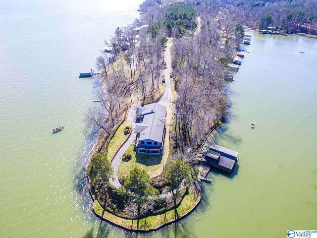 577 Pine Island Point, Guntersville, AL 35769 (MLS #1138574) :: Capstone Realty