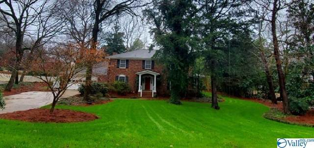 4002 SE Kenyon Avenue, Huntsville, AL 35801 (MLS #1138599) :: Amanda Howard Sotheby's International Realty