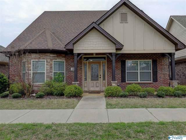 22 Leyland Drive, Huntsville, AL 35824 (MLS #1139438) :: Capstone Realty