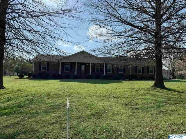 5008 NE Fallbrook Circle, Huntsville, AL 35811 (MLS #1140226) :: Capstone Realty