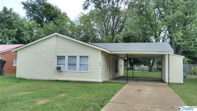 1018 7TH AVENUE, Decatur, AL 35601 (MLS #1142237) :: Legend Realty