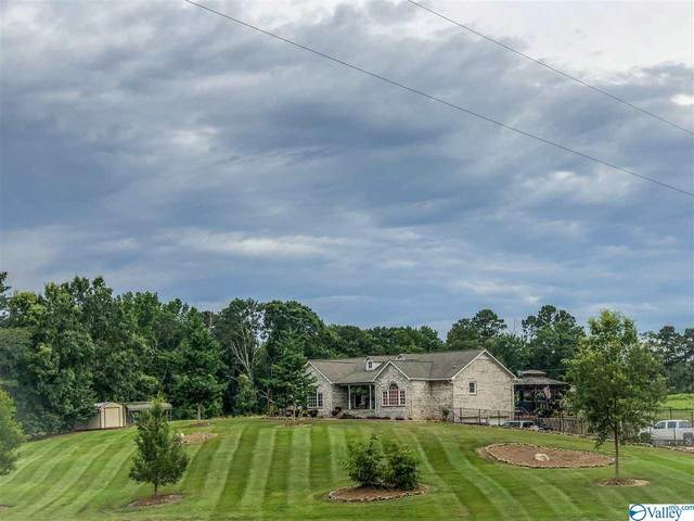 3364 County Road 22, Centre, AL 35960 (MLS #1143273) :: Coldwell Banker of the Valley