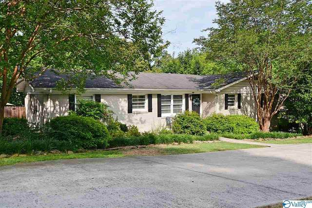 2408 Evergreen Street, Huntsville, AL 35801 (MLS #1143650) :: Amanda Howard Sotheby's International Realty