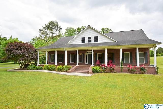2252 Kirby Bridge Road, Decatur, AL 35603 (MLS #1143675) :: Amanda Howard Sotheby's International Realty