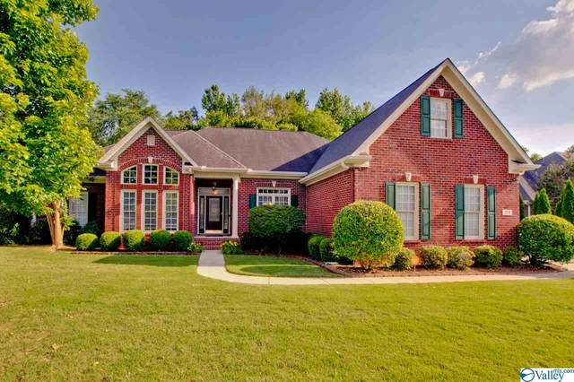 154 Redcliffe Drive, Huntsville, AL 35806 (MLS #1144836) :: Revolved Realty Madison