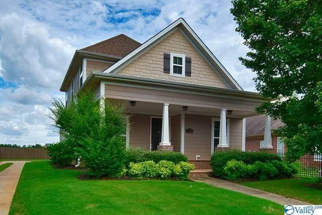 1111 Pegasus Drive, Huntsville, AL 35806 (MLS #1145942) :: Capstone Realty