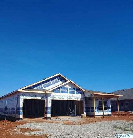 121 Creek Ridge Drive, Meridianville, AL 35759 (MLS #1146548) :: RE/MAX Unlimited