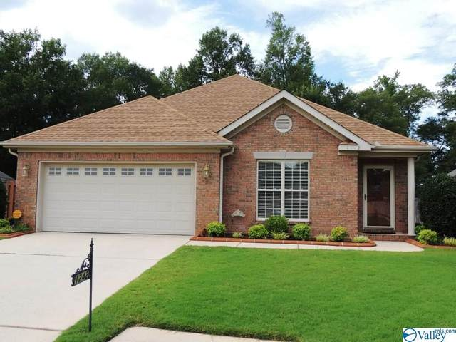 1242 Excalibur Drive, Decatur, AL 35603 (MLS #1149557) :: Capstone Realty