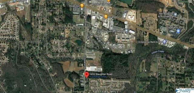 1655 Slaughter Road, Huntsville, AL 35758 (MLS #1149823) :: LocAL Realty