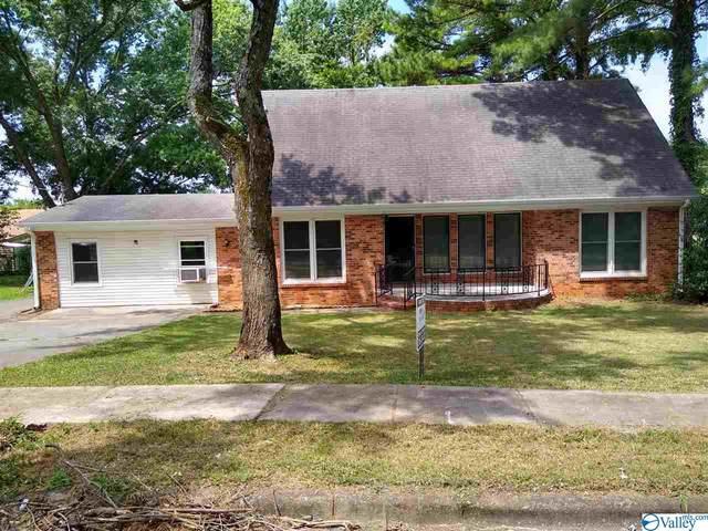 3603 Nathalee Drive, Huntsville, AL 35810 (MLS #1150058) :: RE/MAX Unlimited