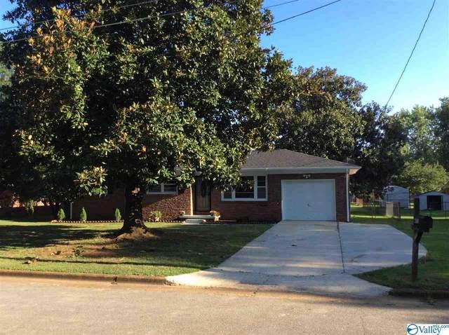 4715 Cavett Drive, Huntsville, AL 35810 (MLS #1150087) :: Legend Realty