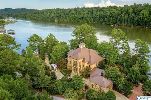 211 Golden Pond Road, Ashville, AL 35953 (MLS #1150960) :: Legend Realty