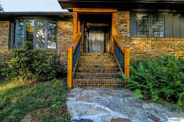 1805 Roseberry Drive, Scottsboro, AL 35769 (MLS #1151283) :: RE/MAX Distinctive | Lowrey Team
