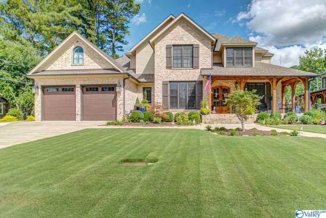 1407 Darnell Street, Huntsville, AL 35801 (MLS #1152151) :: Revolved Realty Madison