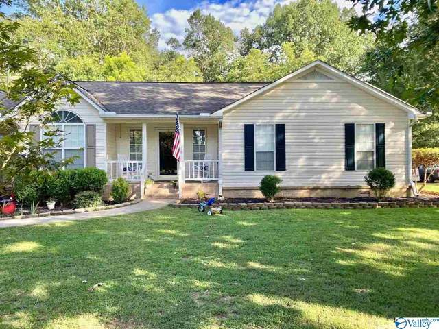 2104 Cove Circle, Hokes Bluff, AL 35903 (MLS #1152186) :: MarMac Real Estate