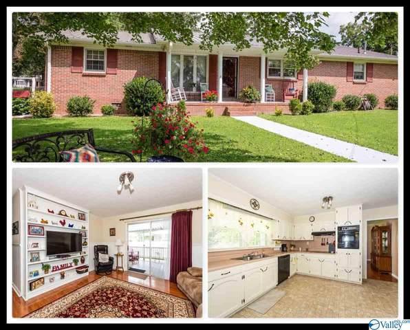 618 E Mann Avenue, Boaz, AL 35957 (MLS #1152206) :: Rebecca Lowrey Group