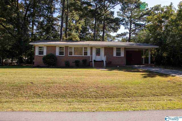 814 6TH STREET, Arab, AL 35016 (MLS #1152631) :: Legend Realty