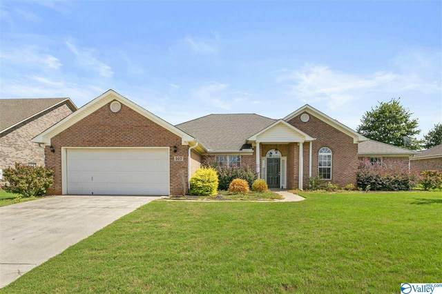 107 Yonex Drive, Madison, AL 35758 (MLS #1152962) :: The Pugh Group RE/MAX Alliance