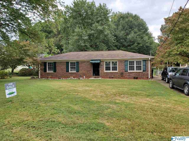 116 Brooks Avenue, Meridianville, AL 35759 (MLS #1153296) :: Legend Realty