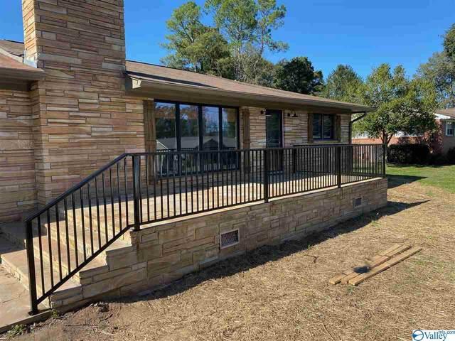 3708 Meadow Wood Circle, Guntersville, AL 35976 (MLS #1153937) :: RE/MAX Distinctive   Lowrey Team