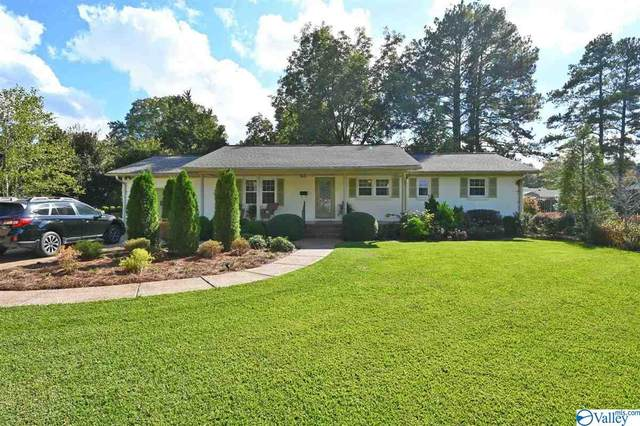 2013 Park Street, Decatur, AL 35601 (MLS #1154073) :: Coldwell Banker of the Valley