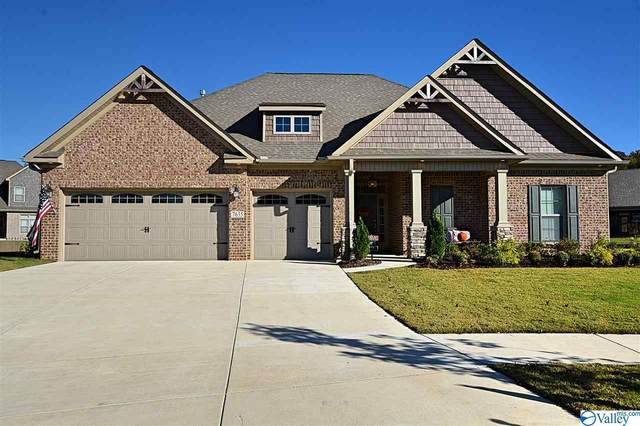 7635 Summerdawn Drive, Owens Cross Roads, AL 35763 (MLS #1154699) :: RE/MAX Distinctive | Lowrey Team