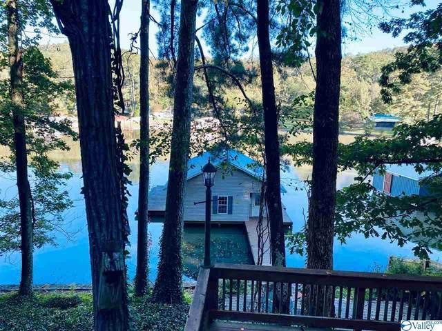 4448 Leaning Beach Drive, Guntersville, AL 35976 (MLS #1155308) :: MarMac Real Estate