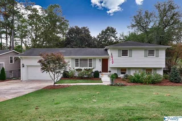 2806 Briarwood Drive, Huntsville, AL 35801 (MLS #1155850) :: LocAL Realty