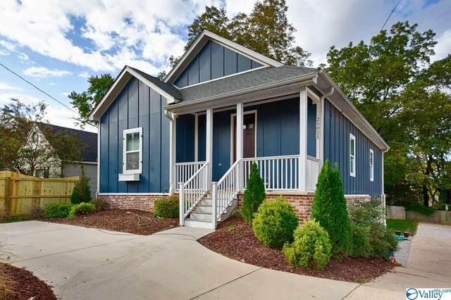 2502 B Whitesburg Drive, Huntsville, AL 35801 (MLS #1155855) :: Southern Shade Realty