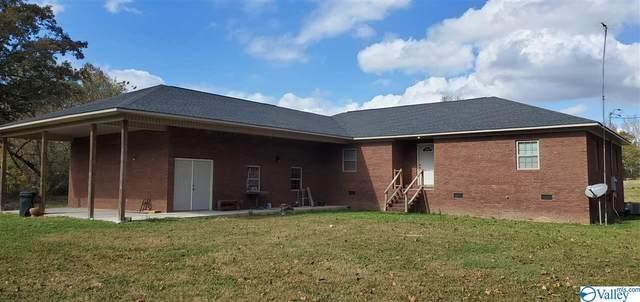 160 County Road 43, Cedar Bluff, AL 35959 (MLS #1156808) :: Southern Shade Realty