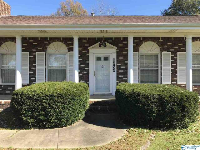 1121 Alabama Hwy 205, Boaz, AL 35956 (MLS #1157321) :: LocAL Realty