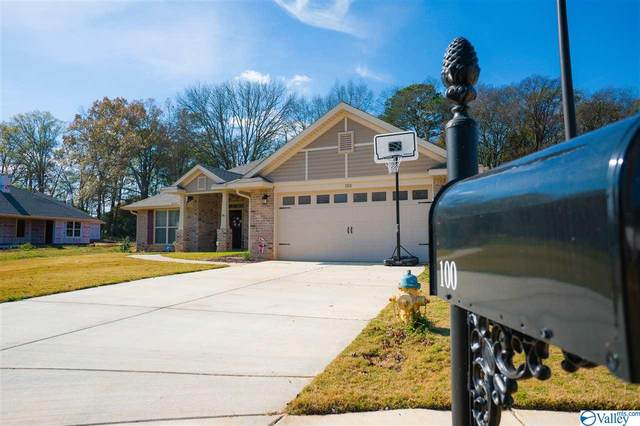 100 Manor View Circle, Huntsville, AL 35806 (MLS #1157336) :: MarMac Real Estate