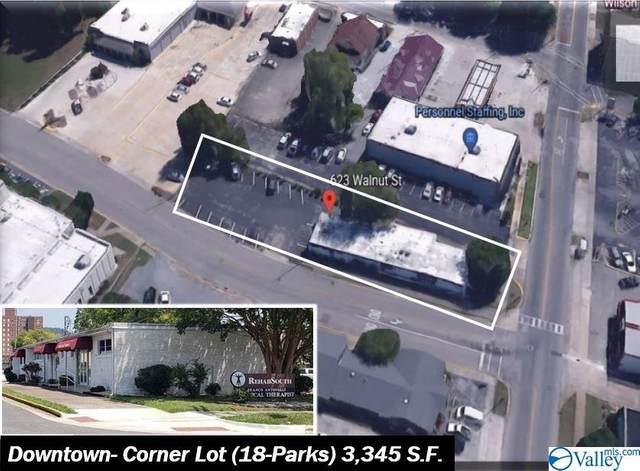 623 Walnut Street, Gadsden, AL 35901 (MLS #1157369) :: RE/MAX Unlimited