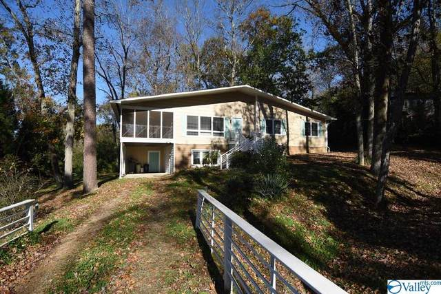 1512 Riley Road, Guntersville, AL 35976 (MLS #1157560) :: RE/MAX Unlimited